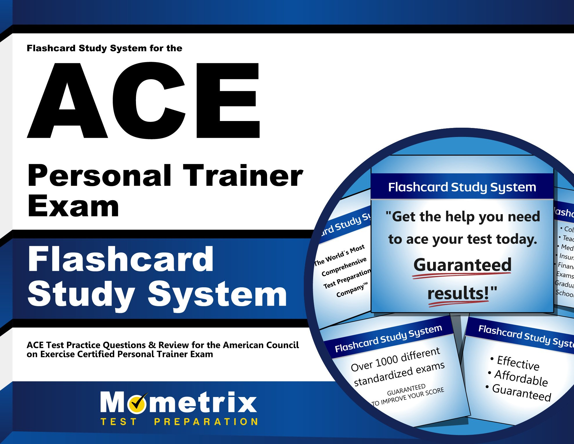 Buy Flashcard Study System For The Ace Personal Trainer Exam Ace