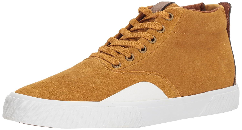 Etnies Men's Jameson Vulc MT Skate Shoe 12 D(M) US Tan/Brown/White
