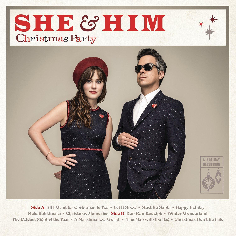 She & Him - Christmas Party - Amazon.com Music