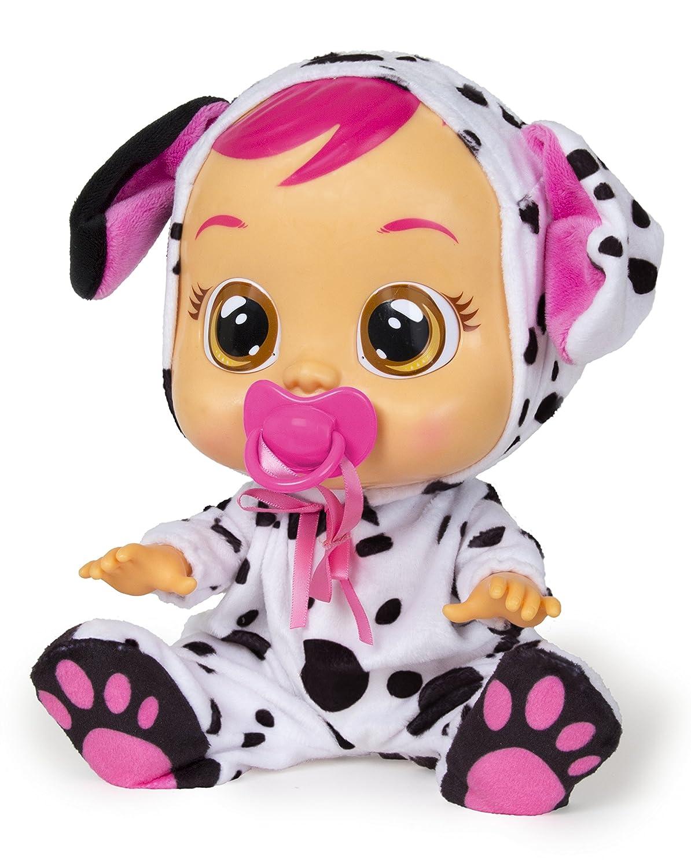 IMC Toys - Dotty - Dalmata Cry Babies, Colore Multi-Colour, 96370IM