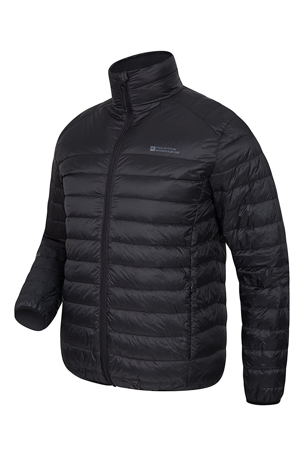 e948267b11cb4 Mountain Warehouse Featherweight Mens Down Jacket - Water Resistant:  Amazon.ca: Sports & Outdoors