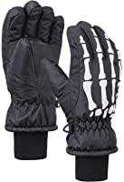 Lullaby Kids Thinsulate Lining Winter Kids Windproof Waterproof Snow Ski Gloves
