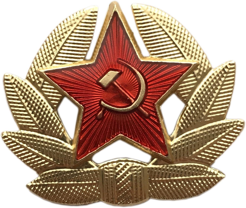 Ganwear/® UdSSR Sowjetische Russische Rote Armee Milit/är Miniatur Pin Badge Order Gro/ßer Vaterl/ändischer Krieg