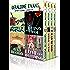 RAFFERTY & LLEWELLYN BOXED SET BOOKS 5-8 (Rafferty & Llewellyn British Mystery Series Book 2)