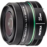 Pentax DA AL-Objektiv (K-Anschluss, F 2,4, 35mm, Autofocus) schwarz
