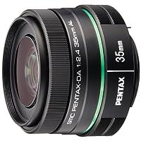 Pentax Obiettivo SMC-DA, 35 mm, F/2.4 AL, Nero