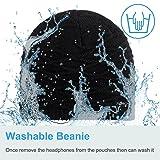 Qshell Wireless Bluetooth Beanie Hat Headphone