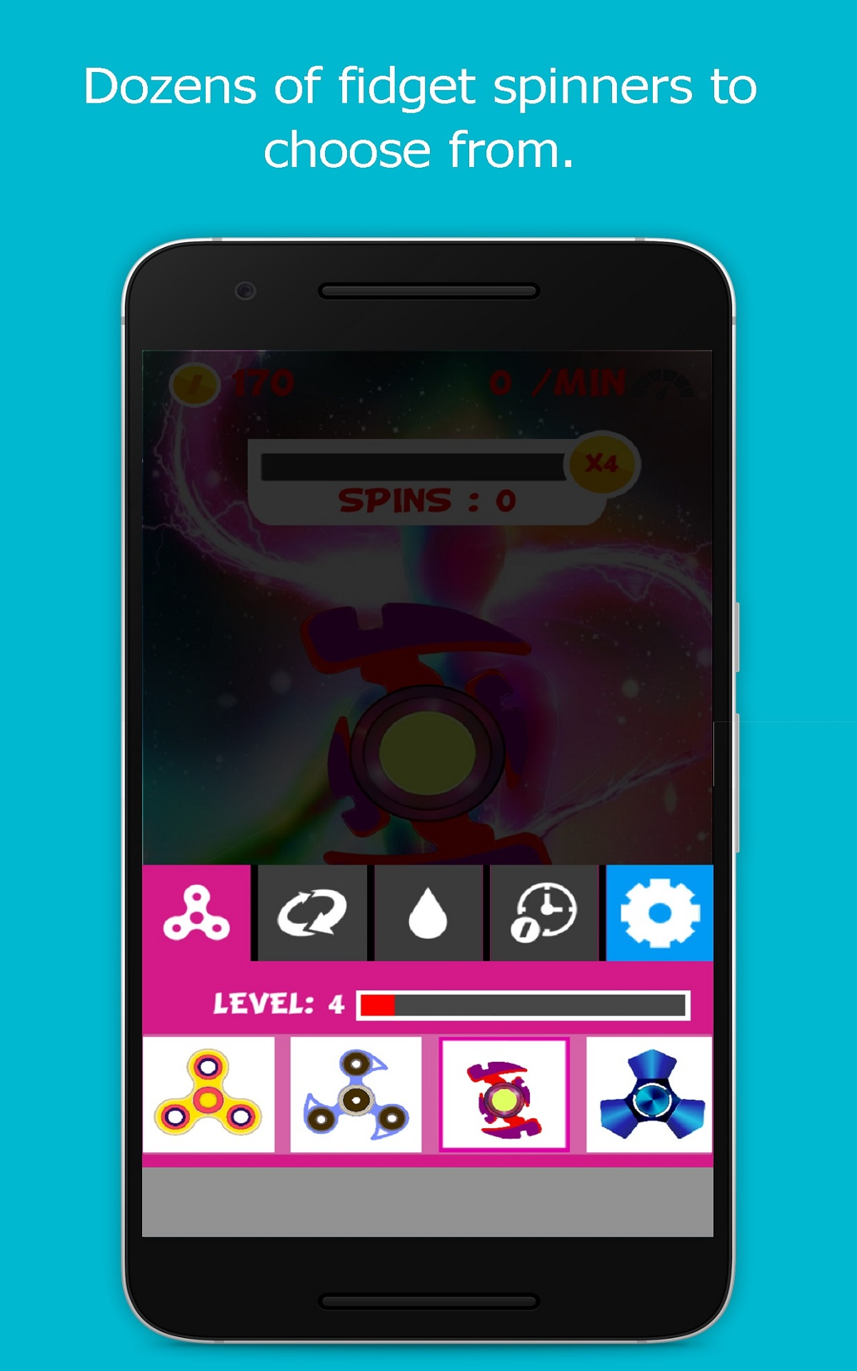 Spin Spinner: Amazon.es: Appstore para Android