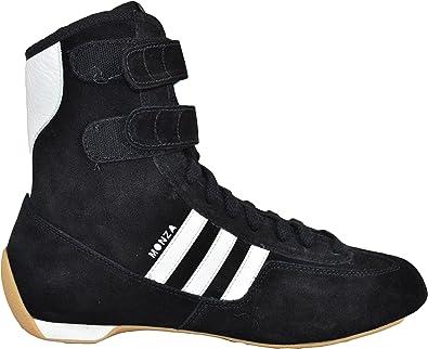adidas , Herren Sneaker Schwarz schwarzweißschwarz: Amazon