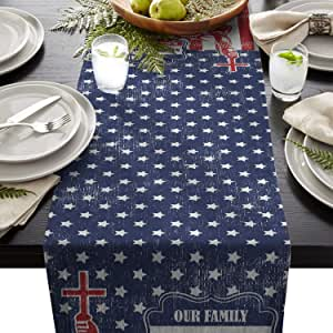 Amazon.com: Table Runner for Kitchen Supplies Fabric