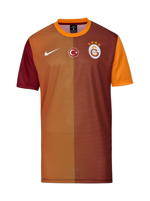 Nike Galatasaray SK Yth Hm Supporters Tee - Camiseta de manga corta para hombre: Amazon.es: Deportes y aire libre