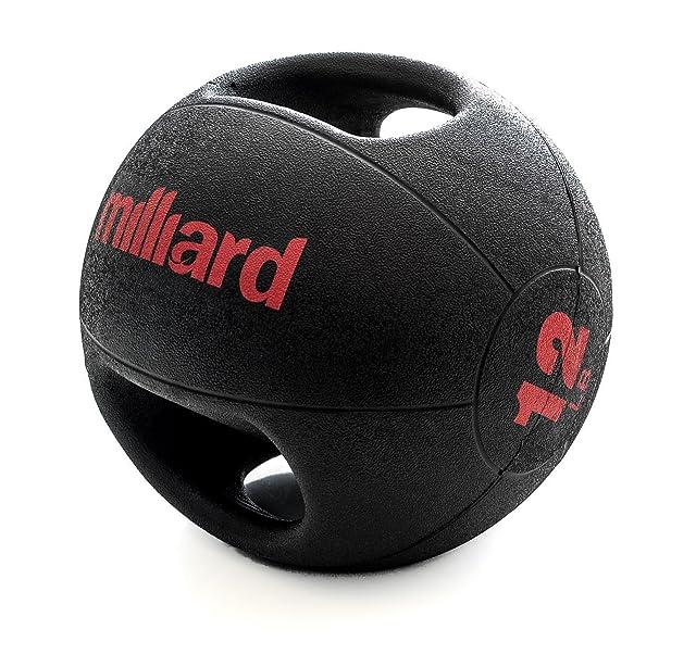 Milliard Double-Grip Medicine Ball