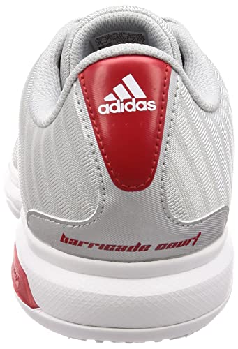 1367a7dc112 Adidas Men s Barricade Court Oc Msilve