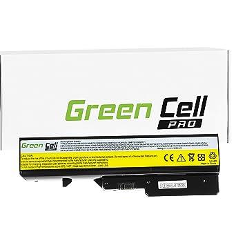 Green cell® l1op6 F21 batería para Lenovo ordenador PC portátil negro negro PRO - Samsung Cellules 5200 mAh: Amazon.es: Informática