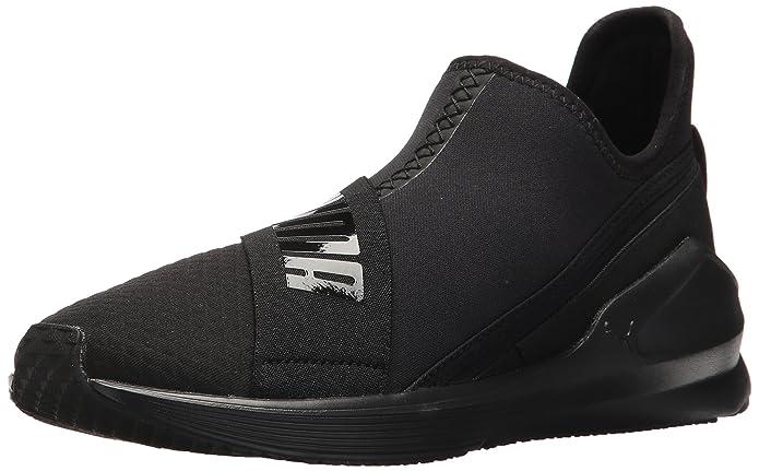 Puma Frauen heftige Slip-on-Schuhe 37.5 EU Black Black