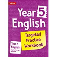 Year 5 English Targeted Practice Workbook: KS2 Home Learning and School Resources from the Publisher of Revision…