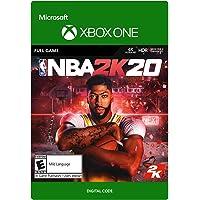 NBA 2K20 Standard - [Xbox One Digital Code]