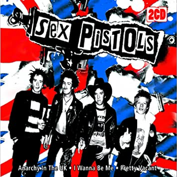 Sex pistols photos apologise, but