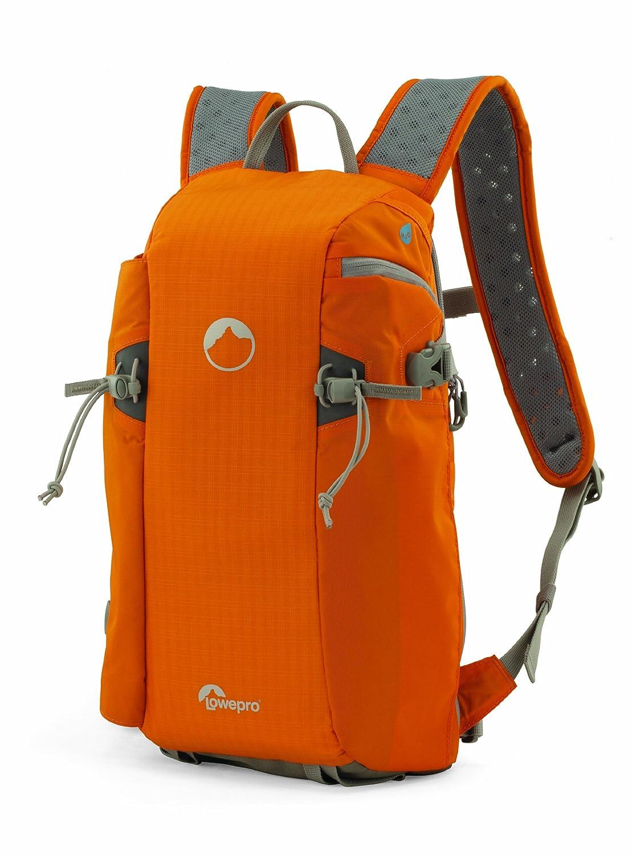 Lowepro カメラリュック フリップSDスポート10L AW レインカバー 三脚取付可 オレンジ グレー 364228 10L オレンジ グレー B0082PEBPA