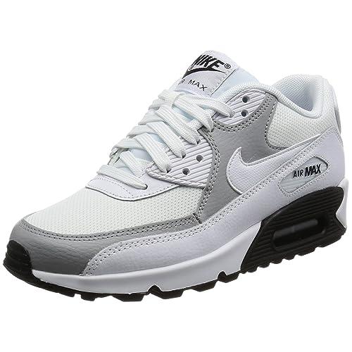get nike air max 90 womens grey black 02ebb 8efef