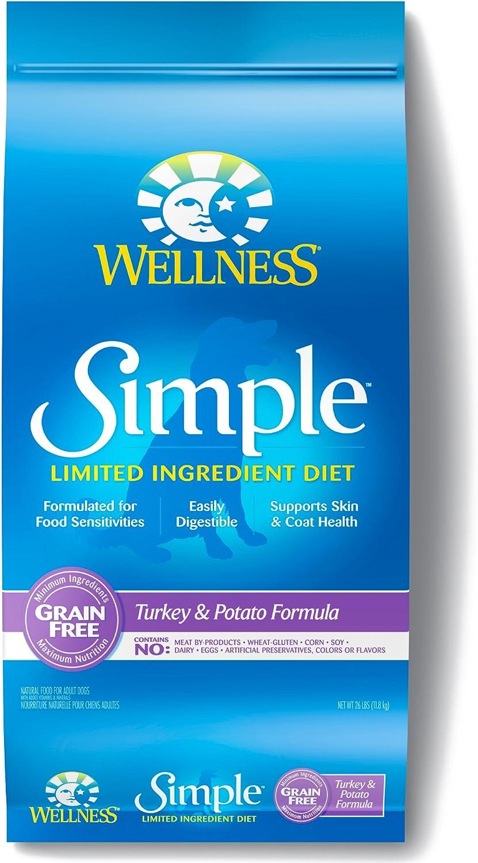 Wellness Simple Natural Limited Ingredient Dry Dog Food Turkey & Potato