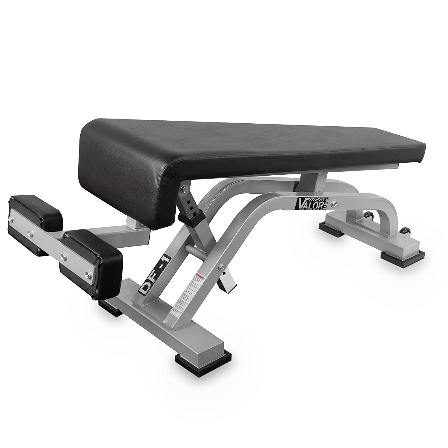 Adjustable Decline Flat Bench