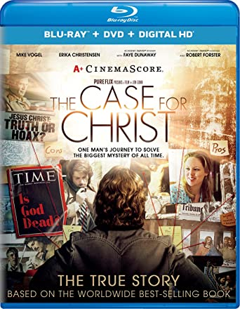amazon com the case for christ blu ray mike vogel erika
