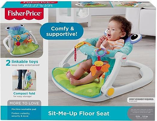 Amazon Com Fisher Price Sit Me Up Floor Seat Amazon Exclusive