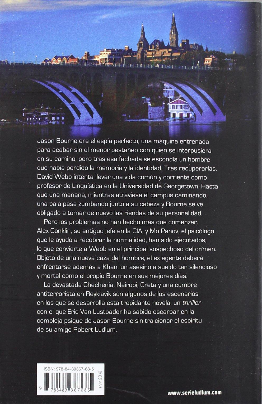 El legado de Bourne (Umbriel thriller): Amazon.es: Eric Van ...