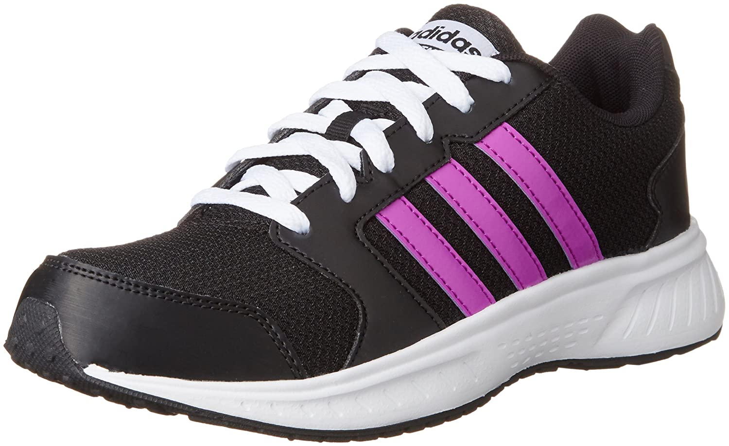 cheap for discount f244d 7f311 adidas Damen Vs Star W Turnschuhe 38 23 EUBlack (Negbas  Pursho   Plamat) - associate-degree.de