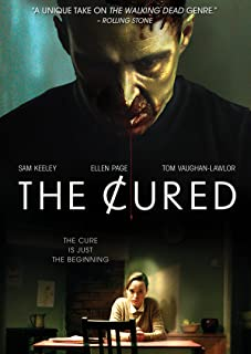 Book Cover: The Cured