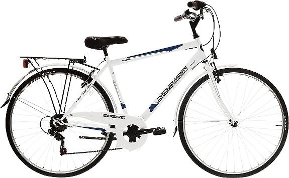 Bike Evolution - Bicicleta de Ciudad 28 Pulgadas Para Hombre - 6 ...
