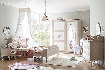 Kinderzimmer Ballerina Landhaus Chic Mädchen Zimmer Landhausstil