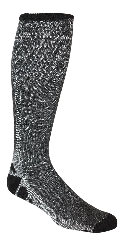 Pack of 3 Made in USA Merino Wool Tech Thin Ski and Hiking Socks