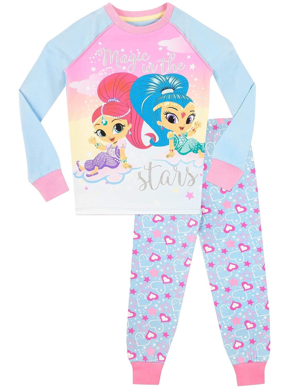 Shimmer And Shine Girls' Genies Pajamas