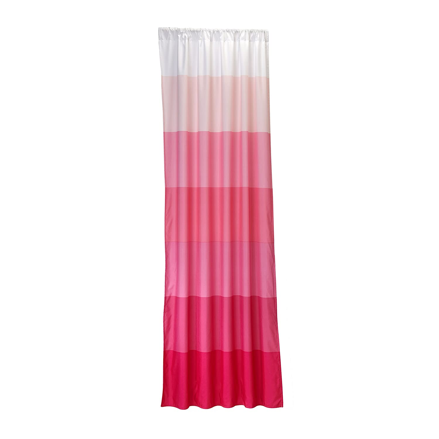 Little Bedding Ombre Window Panel, Pink Little Bedding By NoJo 3783175