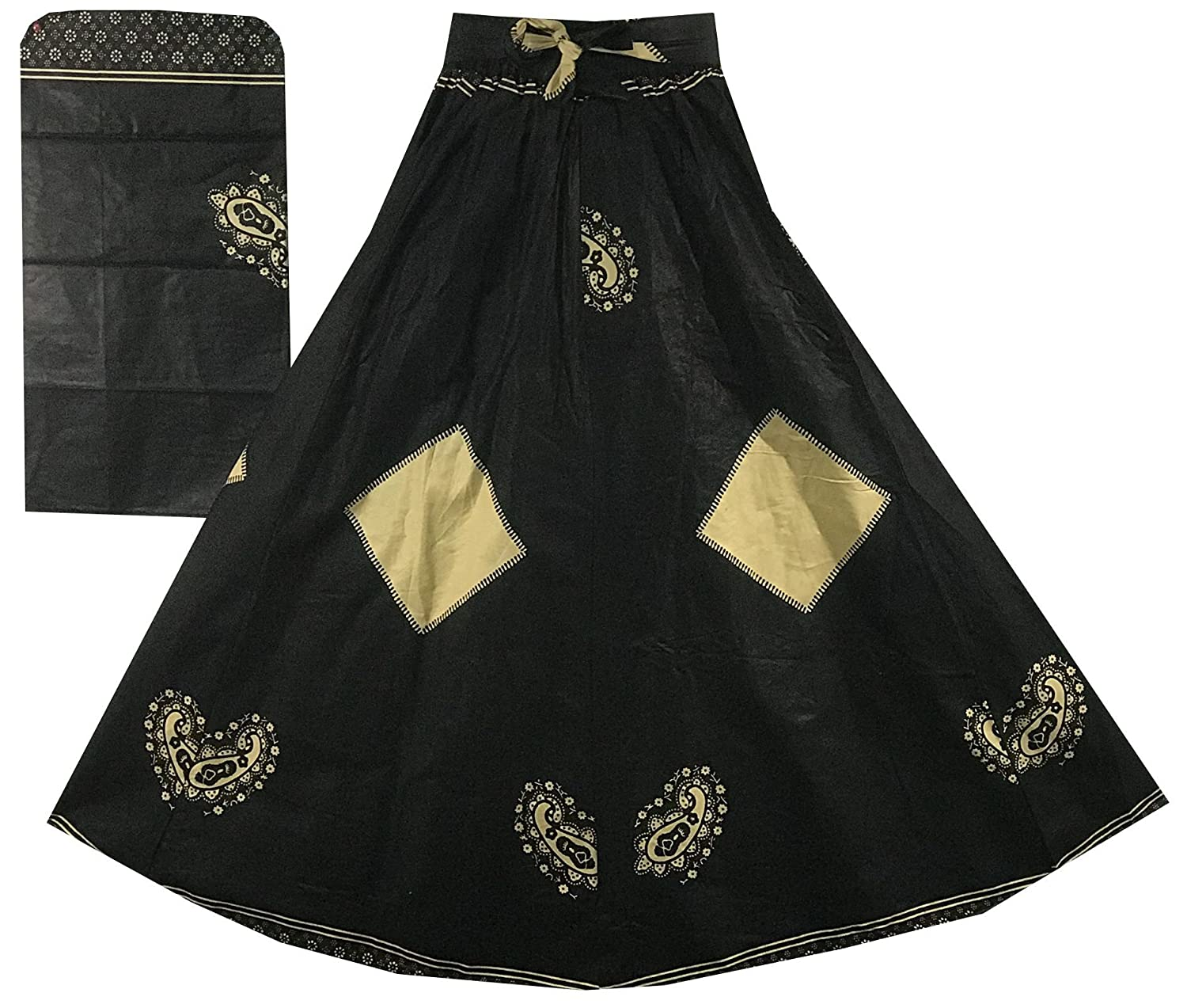 7d83d7299 100% Cotton 100% Cotton. Imported One Size. High elasticated waist band  with sewn two Belt used to adjust the Size Unstretched Waist Size: 32  inches ...