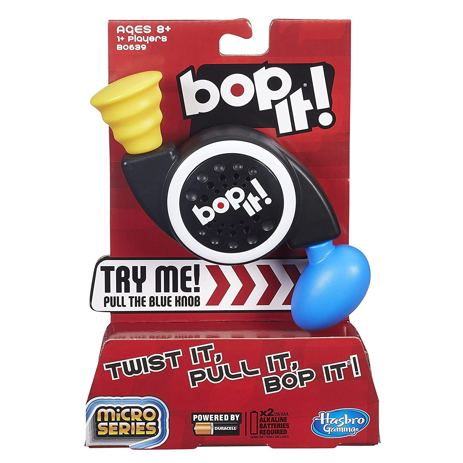 Hasbro Bop It Micro Series Game