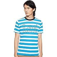 Lee Mens STRIPE TEE Men's T-Shirts