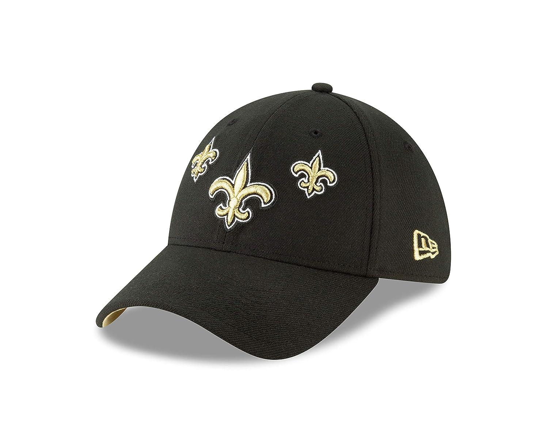 New Era New Orleans Saints 39thirty Stretch Cap Nfl19 Draft