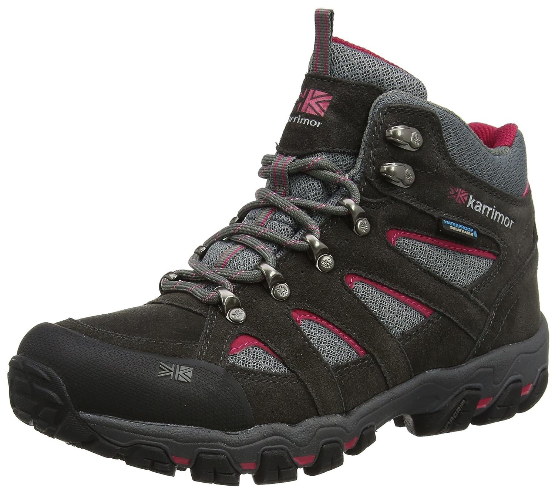 Karrimor Damen Bodmin Mid 5 Ladies Weathertite UK 6 Trekking-& Wanderstiefel