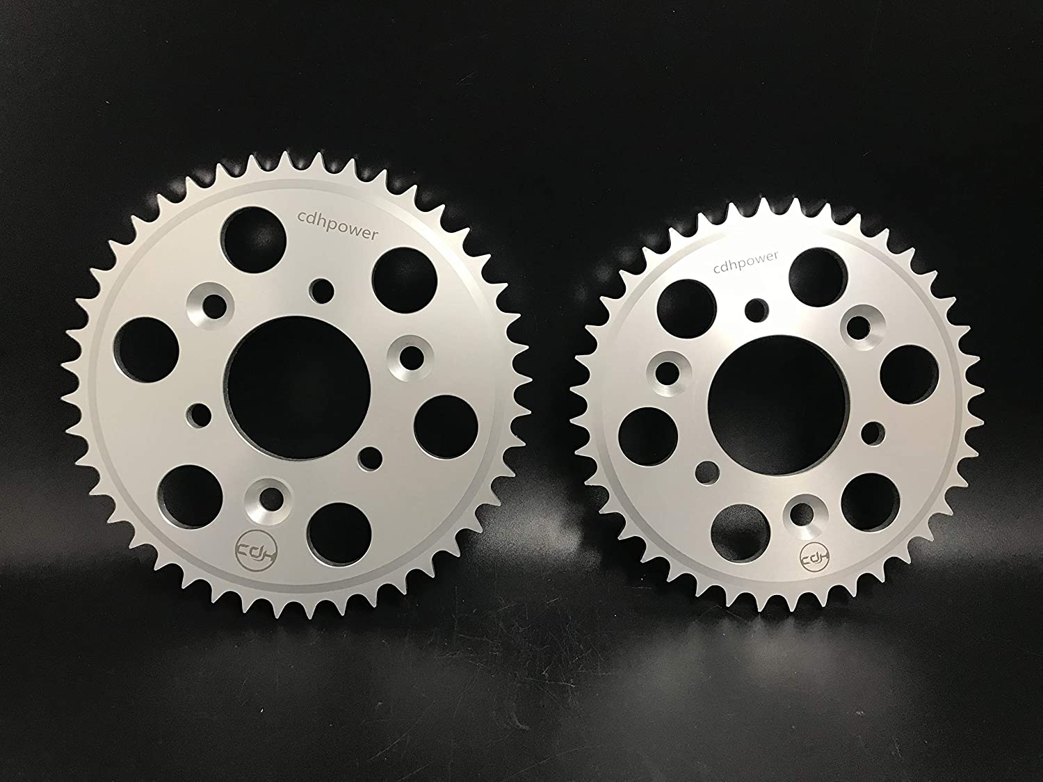 Gas Motorized Bicycle CDHPOWER Sprocket for Spoke Wheel