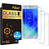 Ailun Screen Protector for Galaxy J3 2018 3Pack Tempered Glass for Samsung Galaxy J3 Star 2018 SM J337 Amp Prime 3 2018…