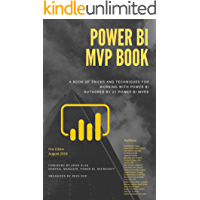 Power BI MVP Book: A book of tricks and techniques for working with Power BI (English Edition)