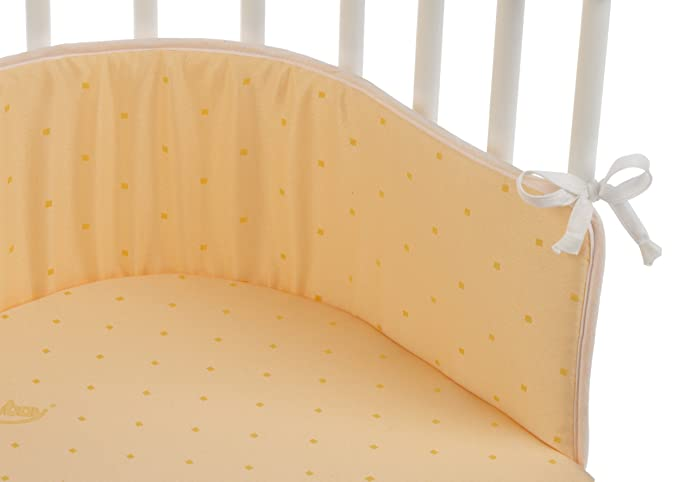 Babybay - Colchón y protector de cuna de colecho, color naranja [Importado de Alemania]: Amazon.es: Bebé