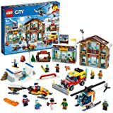 LEGO City 60203 Ski Resort Building Kit (806 Pieces)