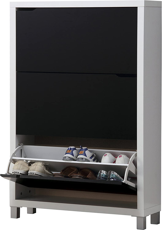 Zapatero kit closet kubox de 3 puertas