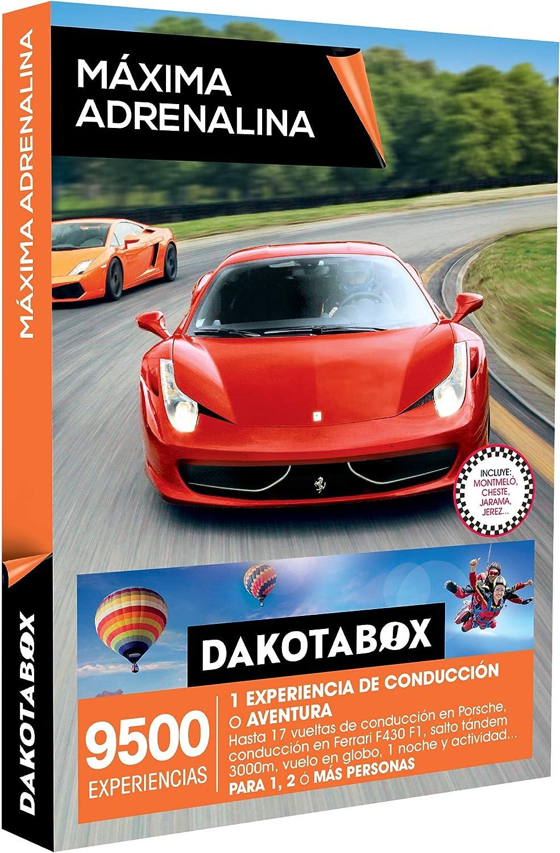 dakotabox maxima adrenalina