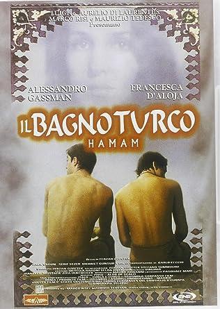 Amazon Il Bagno Turco Dvd Italian Import Alessandro Gassman
