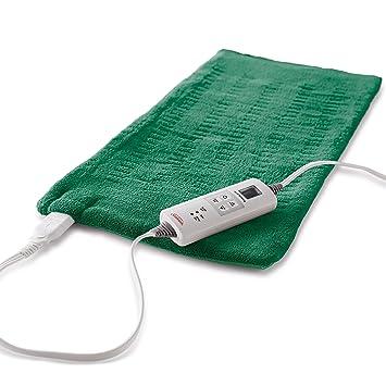 amazon com sunbeam king size microplush xpressheat electric heating rh amazon com Sunbeam Flexible Heating Pad Sunbeam X-Long Heating Pad